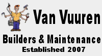 Van Vuuren Builders + Maintenance